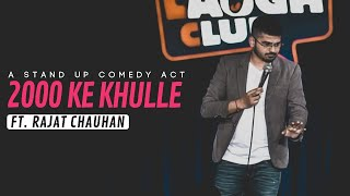 Download 2000 ke Khulle   Stand-up Comedy by Rajat Chauhan Video