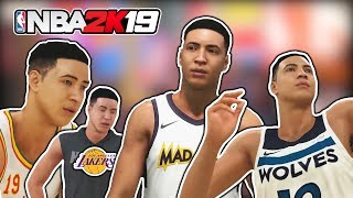 NBA 2K19 MyCAREER Trailer REACTION! Full Breakdown For G