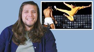 UFC Fighter Brian Ortega Breaks Down Fight Scenes In Movies | GQ
