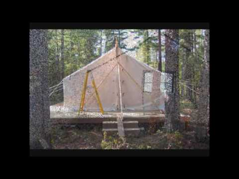 THE TENT. How It All Started.