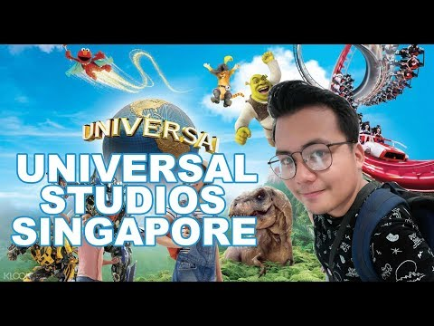 Universal Studios Singapore - 2017 Asoy Palaboy tips and info
