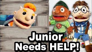SML Movie: Bowser Junior Needs Help!