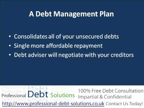 What is a Debt Management Plan (DMP)?