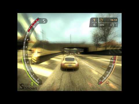 NFS most wanted (PC) Drag Tutorial Manual