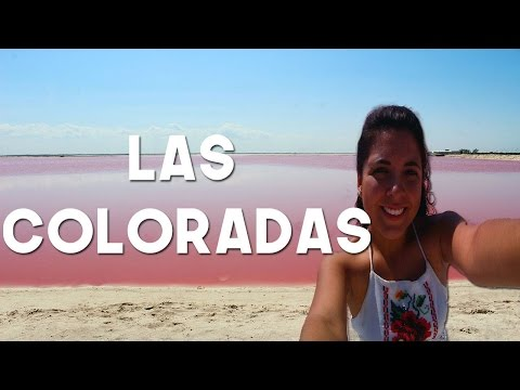 LAS COLORADAS (YUCATAN) | PIES VIAJEROS 🌎✈️