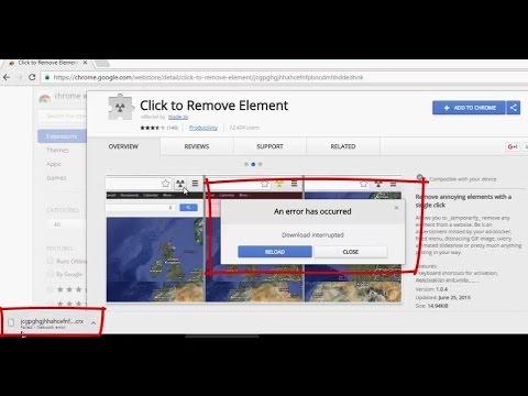 google chrome failed network error