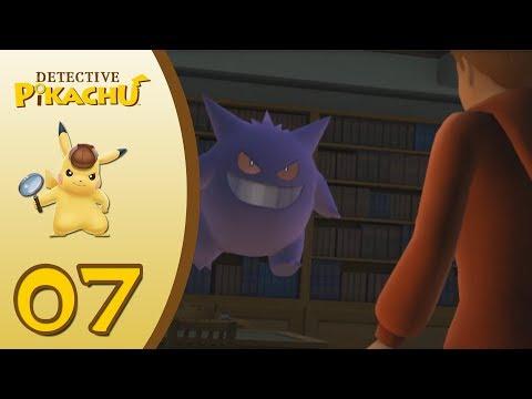 Detective Pikachu #7: ¡Un intruso en el laboratorio!