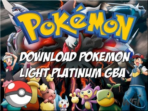 Download Pokémon Light Platinum - Emulador GBA