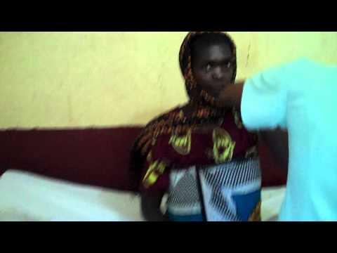 Pregnant Woman Receives Tetanus Shot