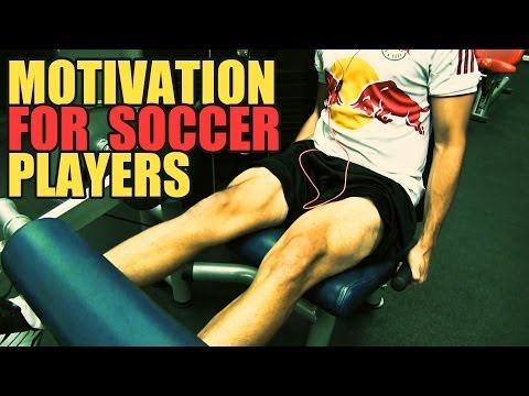 Motivation for Soccer Players| Welcome to SoccerMachineTV