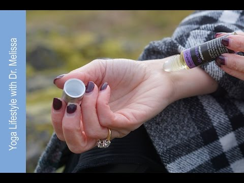 Aromatherapy and Breath for Anxiety, Depression and Stress
