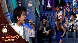 DID Lil Masters Season 3 - Episode 24 - May 18, 2014 - Sachin Masti Performance