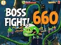 Download  Angry Birds 2 Boss Fight 90! King Pig Level 660 Walkthrough - iOS, Android MP3,3GP,MP4