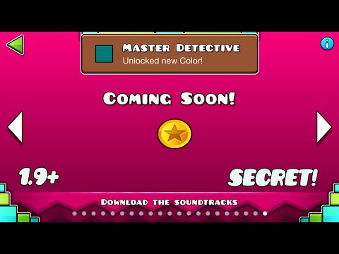 Geometry Dash [1.9+] | Secret | Master Detective