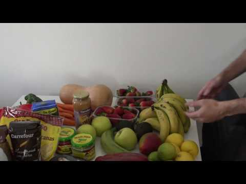 Quick food haul.....