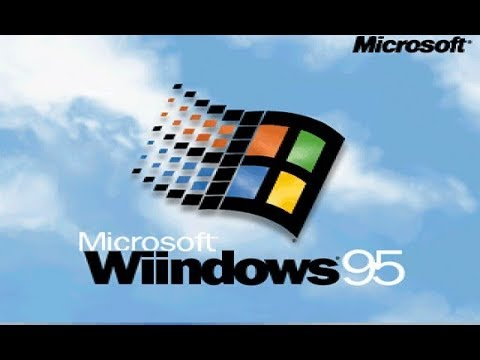 How to Install Windows 95 in Vmware
