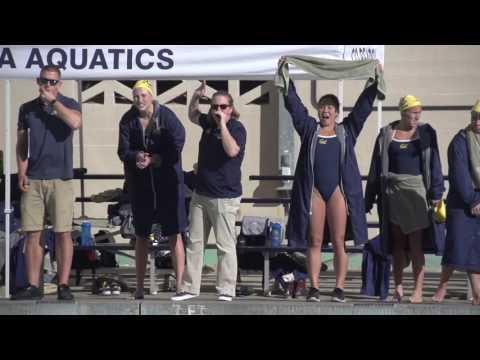 Cal Women's Swimming: USC Dual Meet