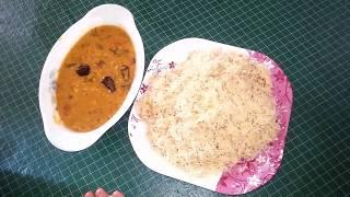 Tasty Chanay Ki Daal aur Bhagaray Chawal Recipe