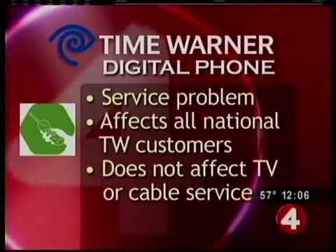 Time Warner phone service