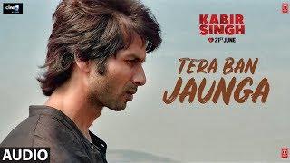 Full Audio: Tera Ban Jaunga | Kabir Singh |  Shahid Kapoor, Kiara A | Akhil Sachdeva, Tulsi Kumar