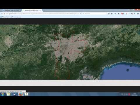 Mapas no GIS Cloud e Google Earth | GEOeduc