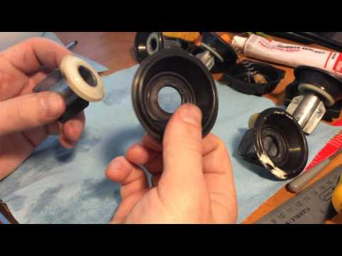 How To: Replace Carburetor Diaphragm on Kawasaki Concours ZG1000