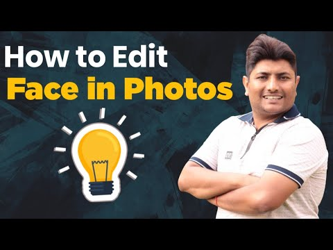 How to edit face in any photo ||  Gender  change Editing || best app || hindi/हिन्दी