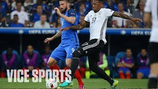 Jerome Boateng on Beefing with his Brother and Becoming a Political Flash Point