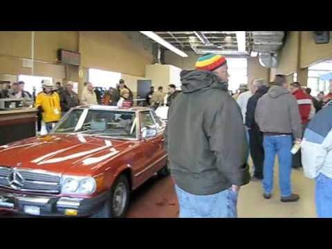 Trip To the Greensboro Auto Auction