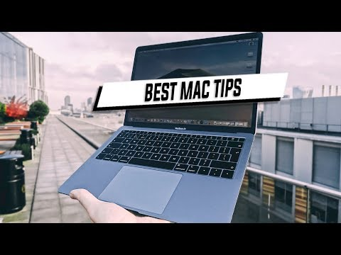 Unbelievably Useful Mac Tips and Tricks - 2018