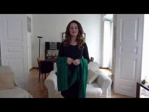 How to recognise a real pashmina scarf