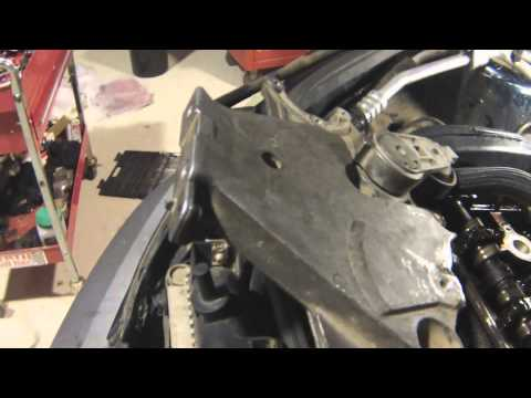 PT CRUISER 2.0 LT TIMING BELT PART 1