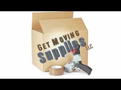 Moving Boxes Houston TX - GET MOVING SUPPLIES, LLC