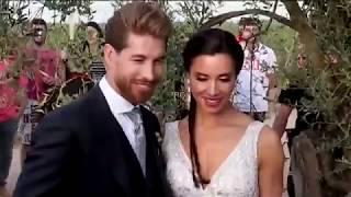 La boda del año entre Sergio Ramos y Pilar Rubio