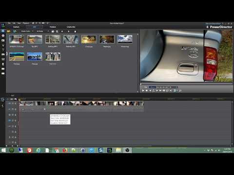 PowerDirector: How to Rotate Video Under 1 Minute
