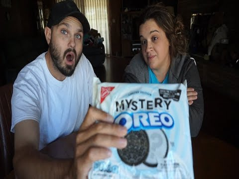 LIMITED EDITION MYSTERY OREOS [DEBUNKING THE FLAVOR]