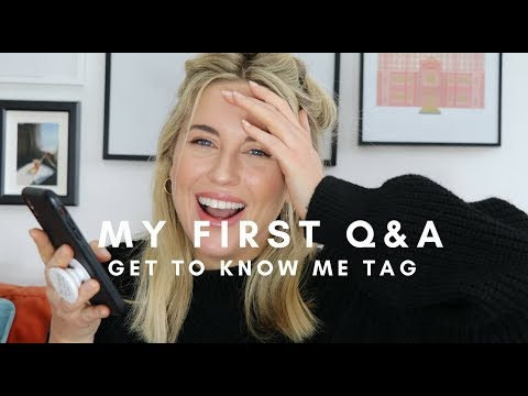 MY FIRST GET TO KNOW ME Q&A || STYLE LOBSTER