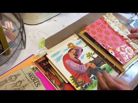 Craft with Me - 5 Ring Binder Journal-Part 2 Creating Pages