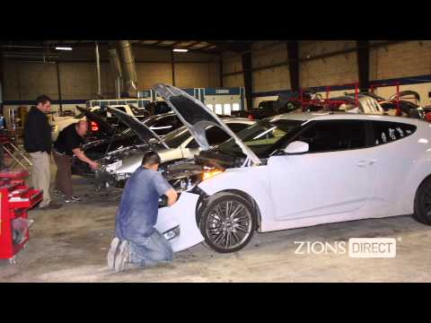 First Choice Collision Repair – Speaking on Business