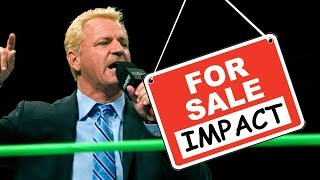 IMPACT WRESTLING FOR SALE? Going in Raw Daily 9/6/17