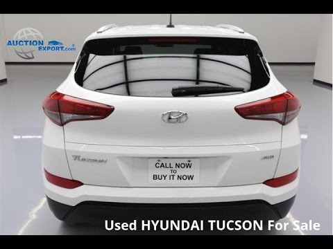 Used Hyundai Tucson for Sale in USA, Worldwide Shipping