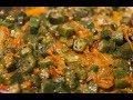 Delicious, Quick & Simple Bhindi (Okra / Ladyfinger )