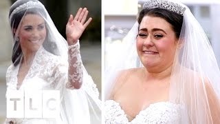 Bride Wants to Look Like Kate Middleton! | Say Yes to the Dress UK