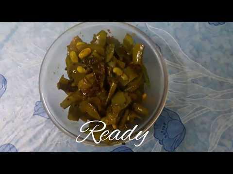 how to make Healthy surti papdi bhaji