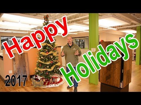 City Floor Holiday Special! | Music Video and 2017 Review | Hardwood Floor Store