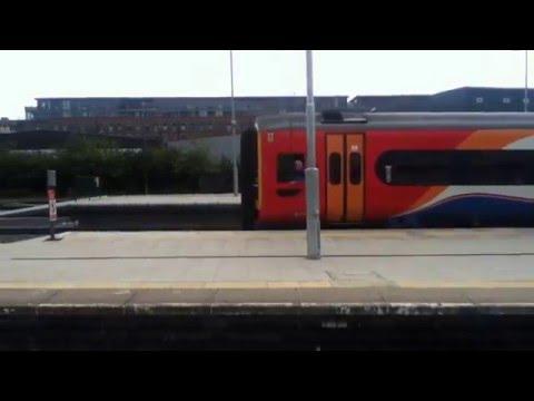 Trains @ Nottingham Station 19/08/15