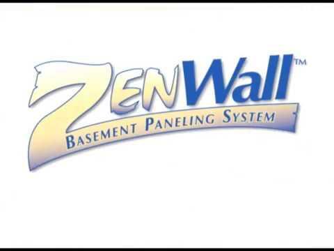 ZenWall Basement Wall Covering