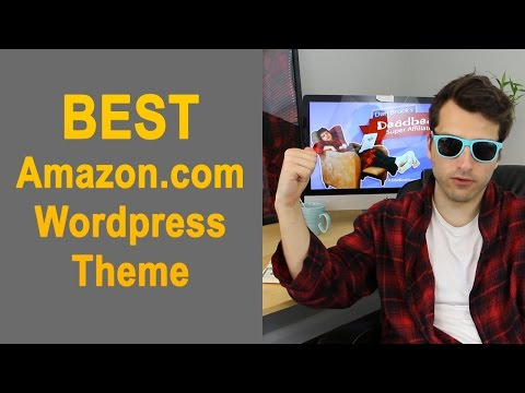 Add a High Converting Amazon Wordpress Theme (PT 4)
