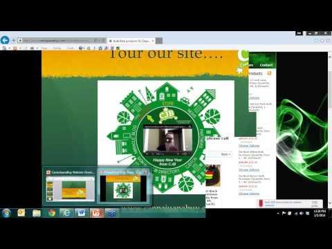 Webinar CJB