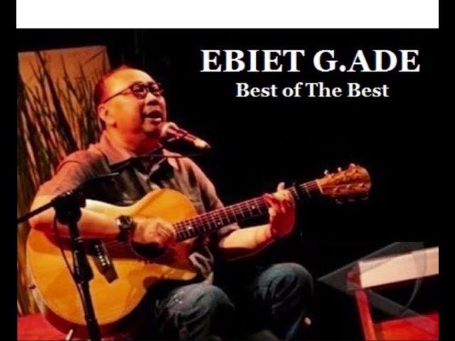 Download Koleksi Album Terbaik  Ebiet G. Ade MP3 Gratis
